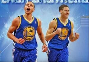 NBA历史场均三分球排行榜:水花兄弟列前二(库里3.3,汤普森2.8)