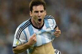 世界杯最快乌龙球:130秒,由梅西制造