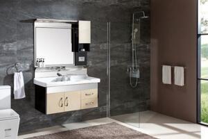 十大浴室柜品牌排行榜,箭牌浴室柜口碑好过科勒