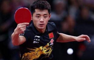 乒乓球世界排名2017:张继科刘诗雯世界排名消失,马龙丁宁居首
