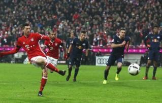 德甲积分榜 2016-2017德甲积分榜排名