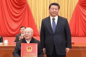 2014感动中国十大人物,两弹一星功勋于敏入选(附视频)