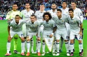 世界足球俱乐部排名:皇马第一,中超3队进前100