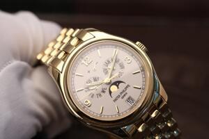 瑞士手表排名及价格,高档瑞士手表价格排名(最低三万)