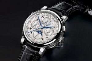 德国手表品牌排行榜,朗格手表可与百达翡丽抗衡