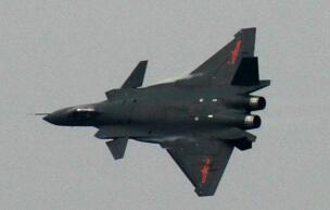 中国最先进的战斗机 并非歼20(还未对外正式公布)