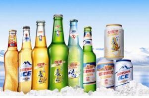 中国十大啤酒品牌排行榜,雪花青岛销量最高