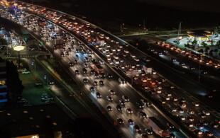 2017亚洲最拥堵城市排名:曼谷第一,重进第3成都第5