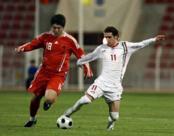 3月28日国足vs伊朗双方首发阵容