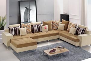 十大布艺沙发品牌排名,全友家私布艺沙发不敌红苹果