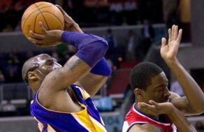 NBA季后赛打铁榜:科比双料铁王,乔丹詹姆斯紧随其后