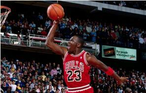 NBA季后赛效率值排行榜:乔丹28.6无人能及,詹姆斯第2保罗第4