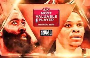 2016-2017赛季NBA常规赛各大奖项候选人公布:MVP、最佳防守球员等将揭晓