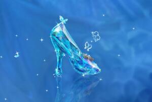 世界上最漂亮的公主鞋,美人鱼公主鞋不如灰姑娘水晶鞋