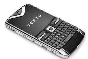 世界上最贵的手机品牌:诺基亚vertu(入驻京东售价247万)