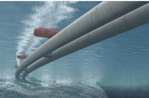 世界上最长的海底隧道:英吉利海峡隧道(39千米/耗资150亿)