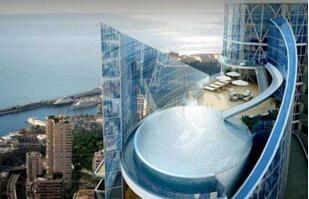 世界十大顶层豪宅排行榜:14.3万美元一平米!完爆北京上海房价
