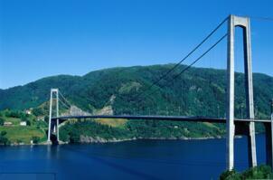 世界十大悬索桥,世界最长的十大悬索桥(5座来自中国)