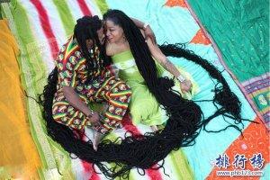 世界上最长的头发排行榜,最长达到16.8米(没有最长只有更长)