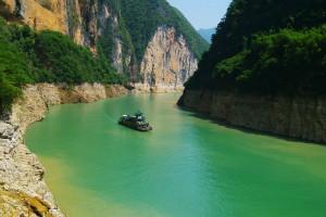 中国十大河流排行榜,长江是中国第一长河全长6403千米(世界第三)