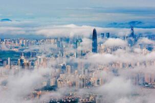 2017上半年中国发红包最多城市排行榜,深圳最壕气,成都第四名