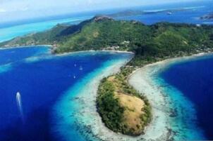 世界上最美的岛屿排名,全球最美十大岛屿
