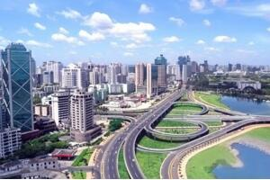 2017前三季度海南省各市县GDP排行榜:海口1009.7亿,占全省31%