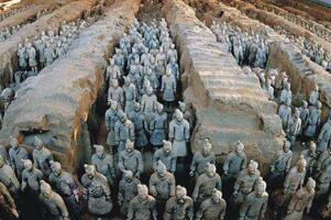中国古墓十大无价之宝 震惊世界的中国十大考古发现