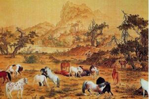 中国十大传世名画排行榜 中国古代十大名画欣赏