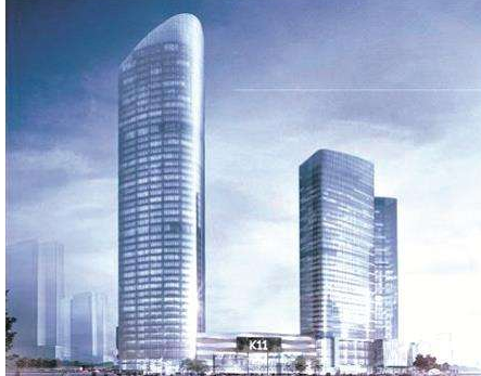 武汉十大高楼排名:第一高楼707米,你去过几个?