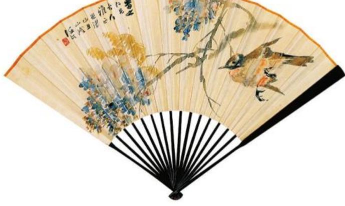 中国四大名扇:传统手工艺术中的精品(附图片和介绍)