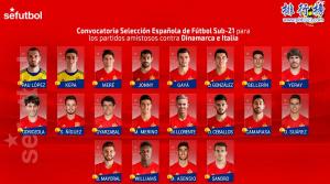 2018西班牙国家队身价排名,附阵容一览表