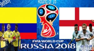 哥伦比亚VS英格兰历史战绩,哥伦比亚VS英格兰比分记录一览表