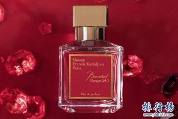 全球十大奢侈香水品牌,世界十大最昂贵香水品牌是什么