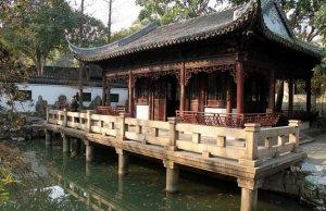 上海五大名胜古迹 豫园居第一,玉佛寺必游