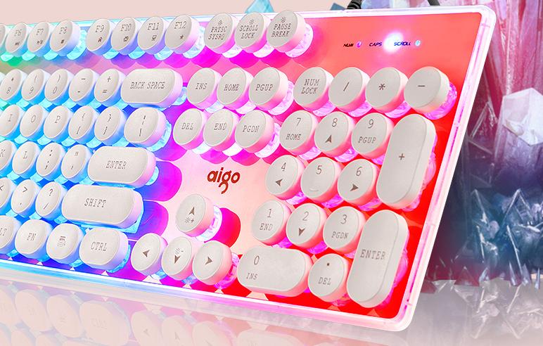 世界十大机械键盘排名 按键灵敏,游戏必备