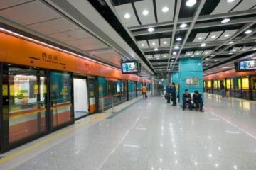 中国最挤地铁线路排行 广州1、2、3号线上榜,单日254万人次