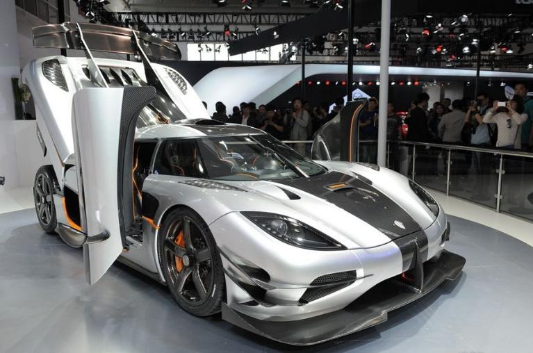 世界最贵十大名车 柯尼塞格one排第一,价值1亿人民币