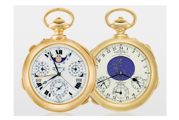 世界最贵的十大名表 Graff手表排第一,价值5500万美元