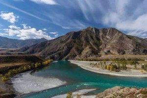 俄罗斯十大河流排行榜:伏尔加河上榜,第一源于中国
