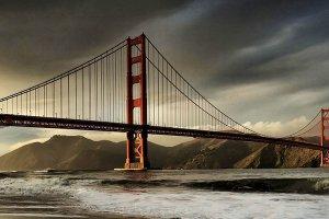 美国五大著名大桥排名 布鲁克林桥上榜,第一1900多米