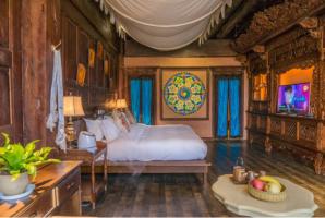 中国2019年十大民宿品牌排行榜:松赞第一,第三是首个户外体验酒店