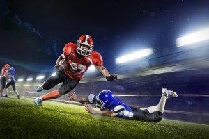 美国十大体育运动排名 橄榄球棒球上榜第三相当常见