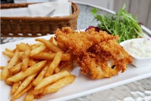 英国最受欢迎的五种美食:炸鱼薯条上榜,它是英国国粹