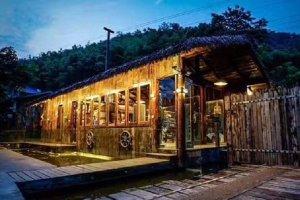 成都最美的7家民宿:明月村上榜,第三日式风格