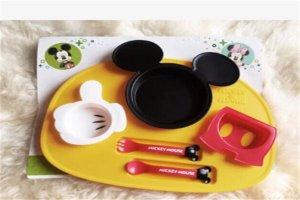 儿童餐具品牌排行榜:乐扣乐扣上榜,好孩子第二