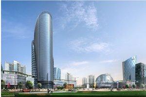 邯郸十大高楼排行榜:金茂大厦上榜,第一高达338米