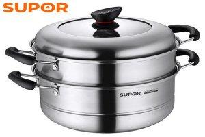 最好用的十大蒸锅品牌:美的九阳均上榜 它是德国高端厨具