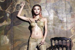 台湾十大80后女歌手排行榜:蔡依林第一,张韶涵在榜