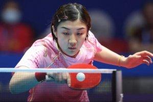 2021女乒世界排名前十名单,刘诗雯上榜,前五有四位是中国人